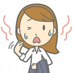 顔汗を止める方法!女優は汗をかかない?