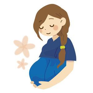 微熱がでる妊娠初期