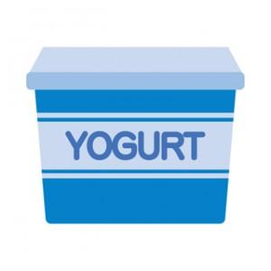 ヨーグルト1箱