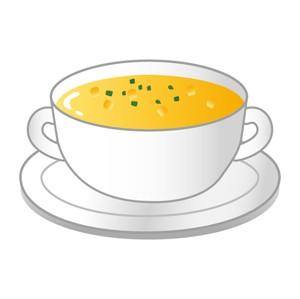 カップに入ったスープ