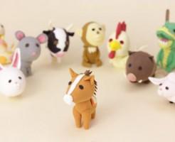 干支ー十二支の動物